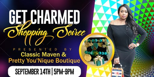 Get Charmed Shopping Soiree