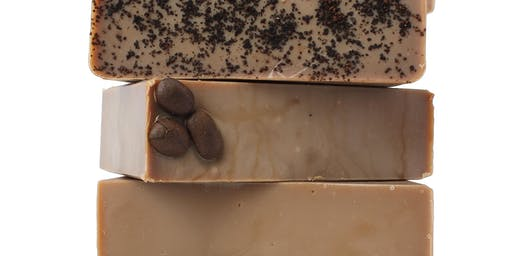 Learn & Lather: Coffee Soap Making