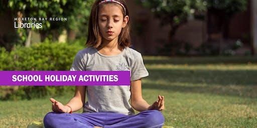 Very Hungry Caterpillar yoga (3-5 years) - Arana Hills Library