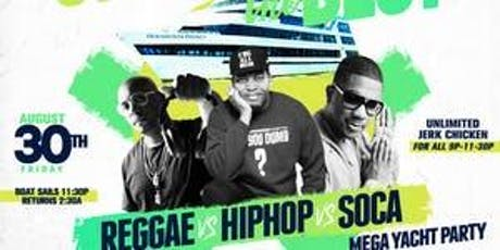 @SoFlyEnt  Labor Day Yacht event  DJ Self x DJ Norie   Hosted by Majah Hype tickets