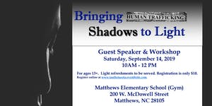 Bringing Shadows to Light (Human Trafficking/Self...