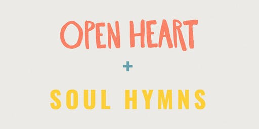 "IVW Presents the ""Open Heart"" Pre-Release Show + Soul Hymns"