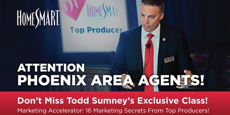 16 Marketing Secrets from Top Producing Agents tickets