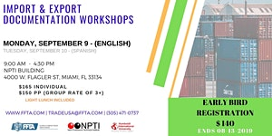 Seminar: Export & Import Documentation (ENGLISH...