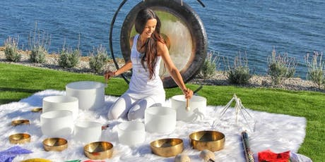 Sound Healer / Sound Bath Teacher Training with Ana Netanel tickets