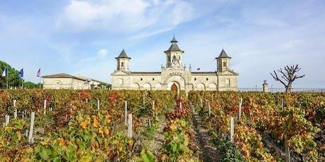 La Paulée Wine Dinner Series: Bordeaux tickets