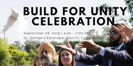 Build for Unity Celebration tickets