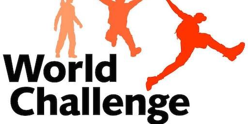 Matthew's World Challenge 80's Night  Disco