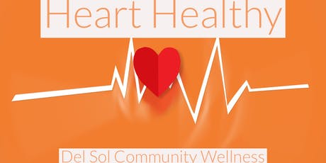 How to be Heart Healthy tickets