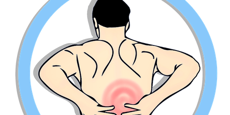 Is your back pain holding you back? tickets