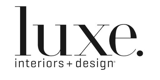 "Luxe Interiors + Design & Capitol Lighting ""LIGHT, LIGHTING AND HEALTH"" CEU"