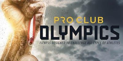 PRO Club Olympics