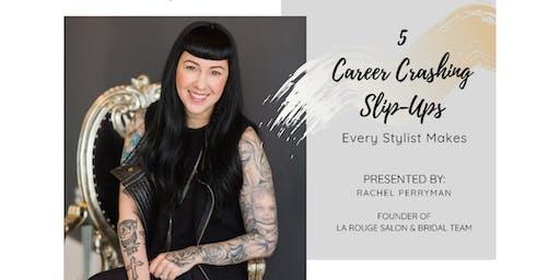 The Collective Stylist: 5 Career Crashing Slip-Ups