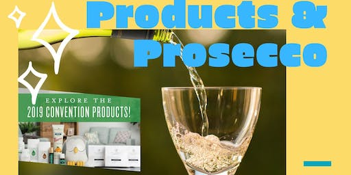 Products and Prosecco