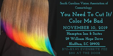 You Need To Cut It/Color Me Bad tickets