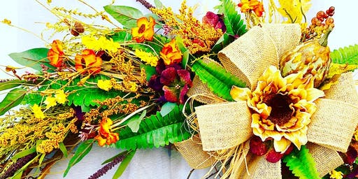 Fall Wreath Making Workshop