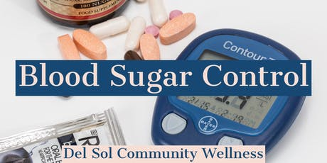 Blood Sugar Control tickets