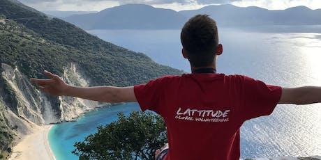 Lattitude Global Volunteering - Gap Year Info Night, Kitchener tickets