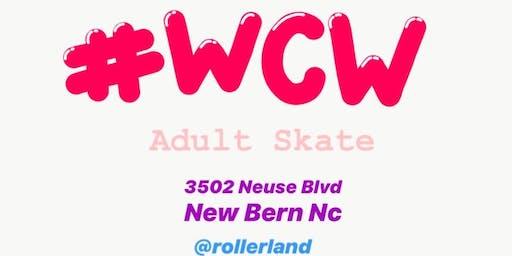 Women Crush Wednesday Adult Skate
