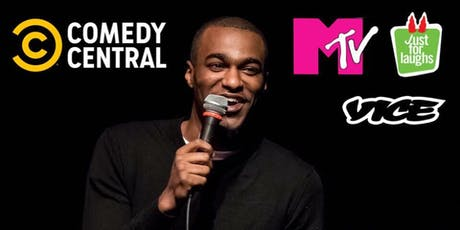 ASHTON WOMACK (Comedy Central, MTV, VICE) tickets