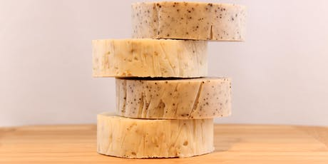Learn & Lather Class: Beginner Soap Making tickets