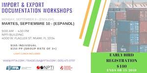 Seminario: Documentos en las Exportaciones &...