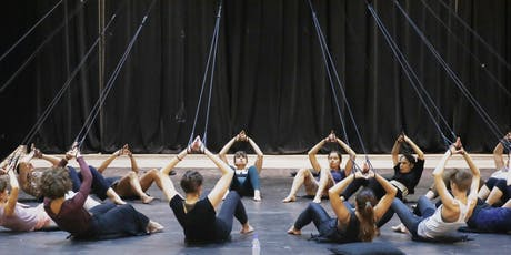 Maureen Fleming Masterclass - Dancing the Internal Body tickets