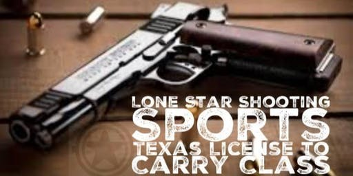 Lone Star Shooting Sports Texas License to Carry Class
