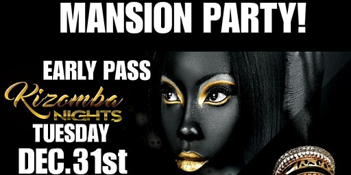 NEW YEARS EVE 2020 BLACK N GOLD PARTY