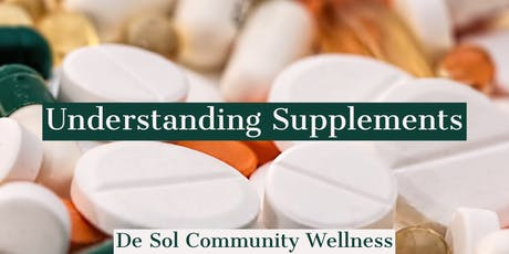 Understanding Supplements tickets