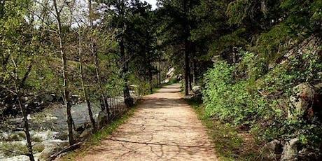 Boulder Creek Sweep | Colorado Sports Chiropractic | lululemon Boulder tickets