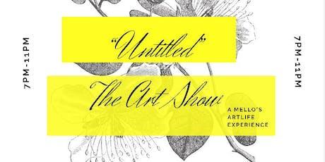 A Mello Vibe  - ART Exhibition tickets