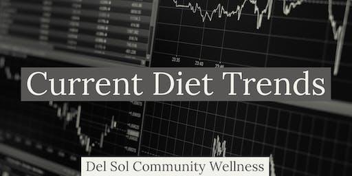 Current Diet Trends