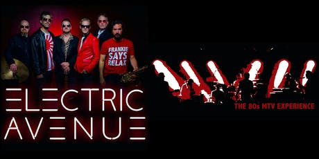 Electric Avenue | The 80's MTV Experience tickets
