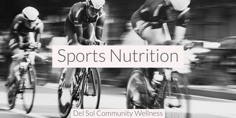 Sports Nutrition tickets