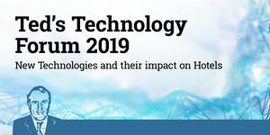 2019 Ted's Technology Breakfast