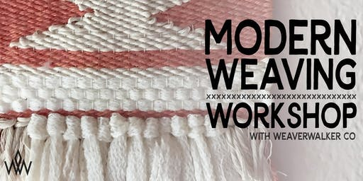 Weaving Workshop - Learn to Create Southwestern Boho Shapes & Vibes
