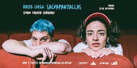 Salvapantallas en Córdoba | Gira despedida entradas