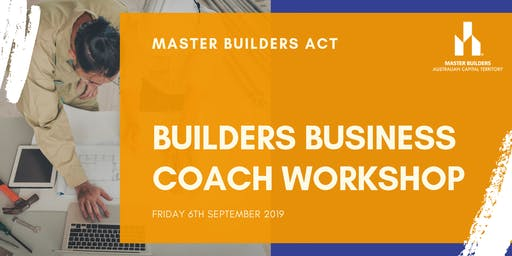 MBA Builders Business Coach Workshop