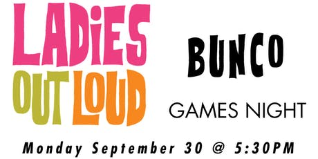 LOL Bunco Games Night (Non Members) tickets