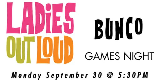 LOL Bunco Games Night (members)