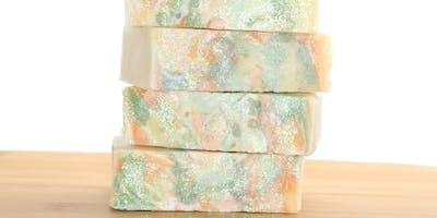 Learn & Lather:  Intermediate Soap Making