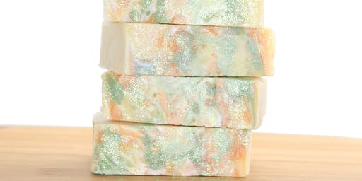 Learn & Lather:  Intermediate Soap Making