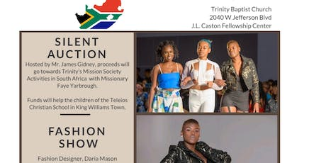 Mission to South Africa- Fashion Show  tickets