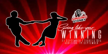 Singing Sydney: Swing like your Winning tickets