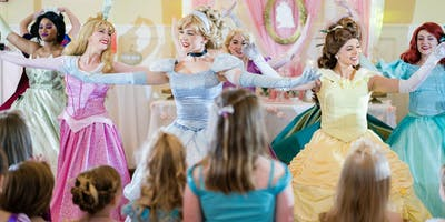 Fancyful Princess Ball, October 19th, 2019- 1:30 Session