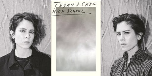 Book signing with Tegan & Sara
