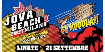 Aeroporto di Linate - Jova Beach Party 2019 - Milano