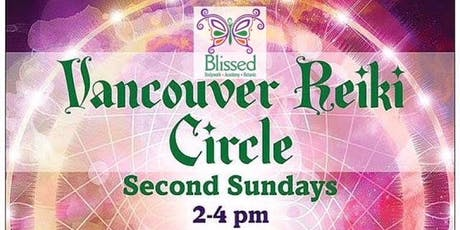 Vancouver Reiki Circle at Blissed Bodywork tickets