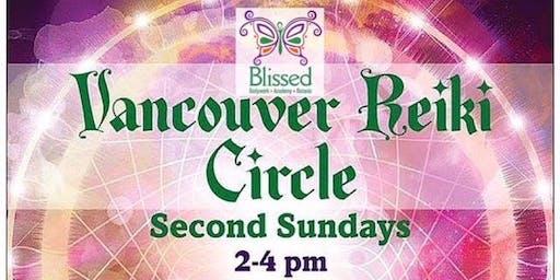 Vancouver Reiki Circle at Blissed Bodywork